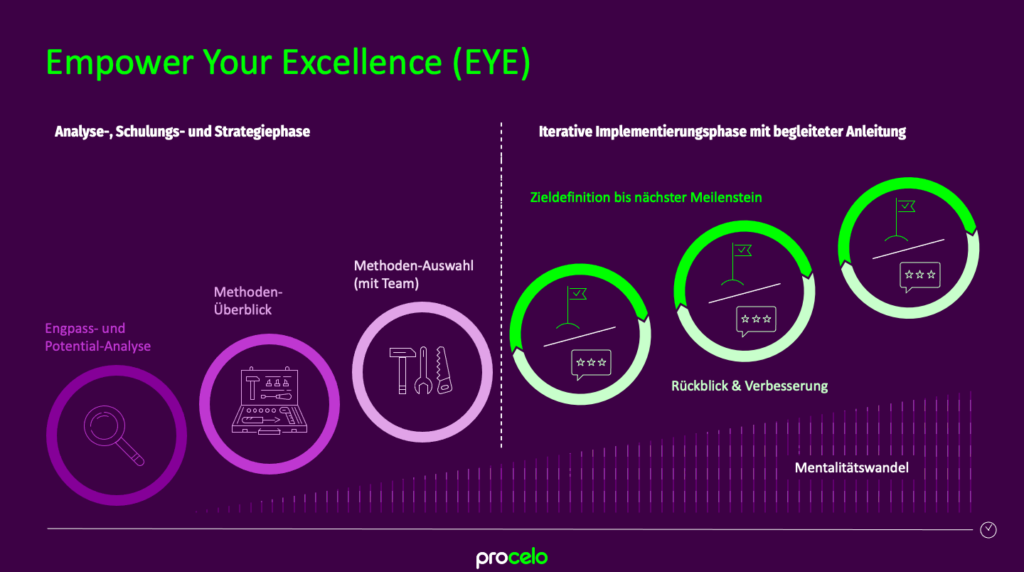 Ablaufdiagramm, Empower Your Excellence (EYE)